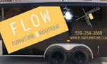 Flow Furniture Boutique Logo
