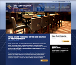 STC Construction Website