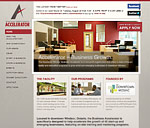 Downtown Windsor Business Accelerator Website