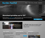 Border Steel Website