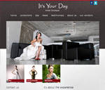 It's Your Day Bridal Website