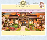 Annabelle's Tea Room & Gift Store Website